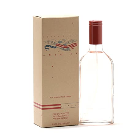 America For Women Perry Ellis Edt Spray 5.0 Oz W