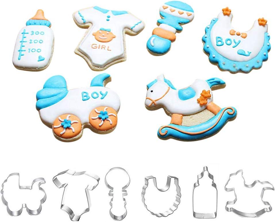 "Baby Foot Print Cookie Cutter 3.5/"" Baby Shower Baking Sugar"