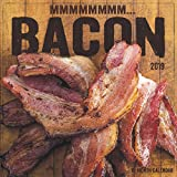 MMMMMMMM... Bacon 2019 Wall Calendar