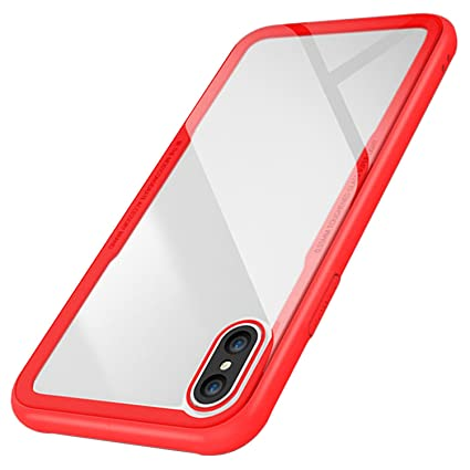 new concept 7b014 49217 Amazon.com: Anccer iPhone X Case [Colorful Series] [Ultra-Thin ...