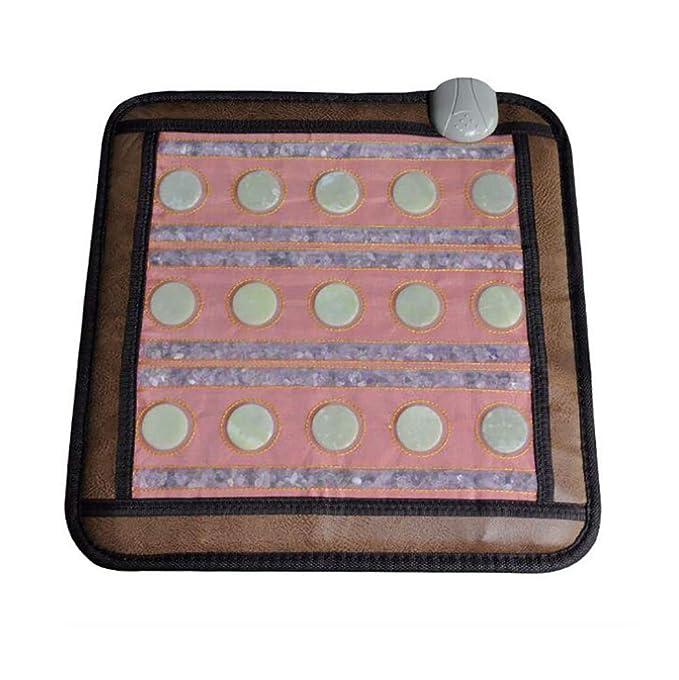 Amazon.com: D&F - Almohadilla térmica de amatista de jade ...