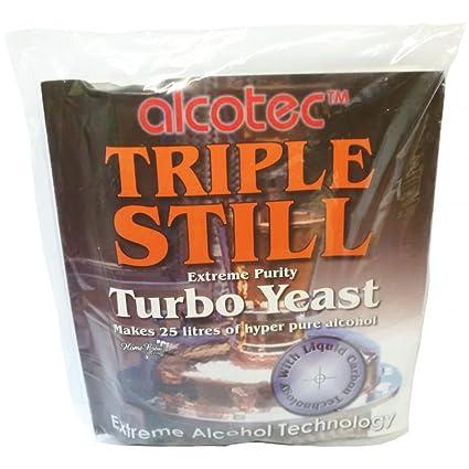 Alcotec Triple Still Turbo levadura