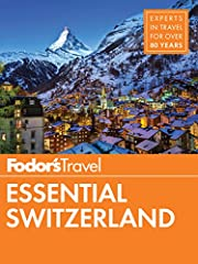 Written by local experts, Fodor's travel guides have been offering advice and professionally vetted recommendations for all tastes and budgets for 80 years.       Switzerland, Europe's mountain playground, is a classic tourist draw. Fo...