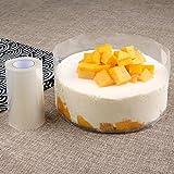 Cake Collars (2Packs) Acetate Rolls, Acetate
