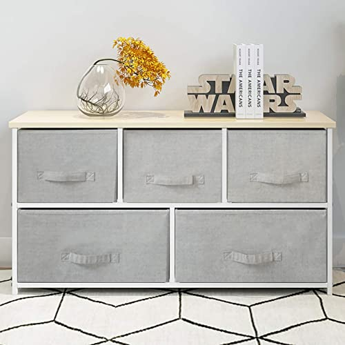 nozama Fabric Dresser Storage