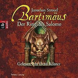 Der Ring des Salomo (Bartimäus 4)
