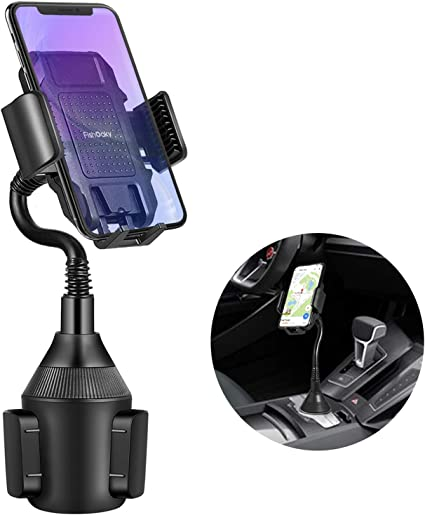 Galaxy S9//S8//S7 and More Manords Car Phone Holder Multi-Functional Collapsible Universal Windshield//Dashboard Car Phone Mount Compatible iPhone XS//X//8//8Plus//7//7Plus