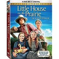 Little House on the Prairie Season 4 Collection [Importado]