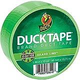 Shurtech Brands, LLC 1265018RL Duck Tape, 1.88'' x15 Yards, Neon Green