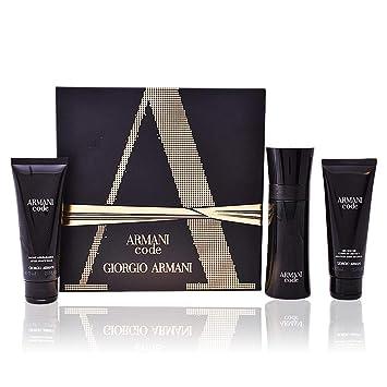 Parfum Coffret Pour CadeauBeautã© Armani Homme Code Et m0wOvN8n
