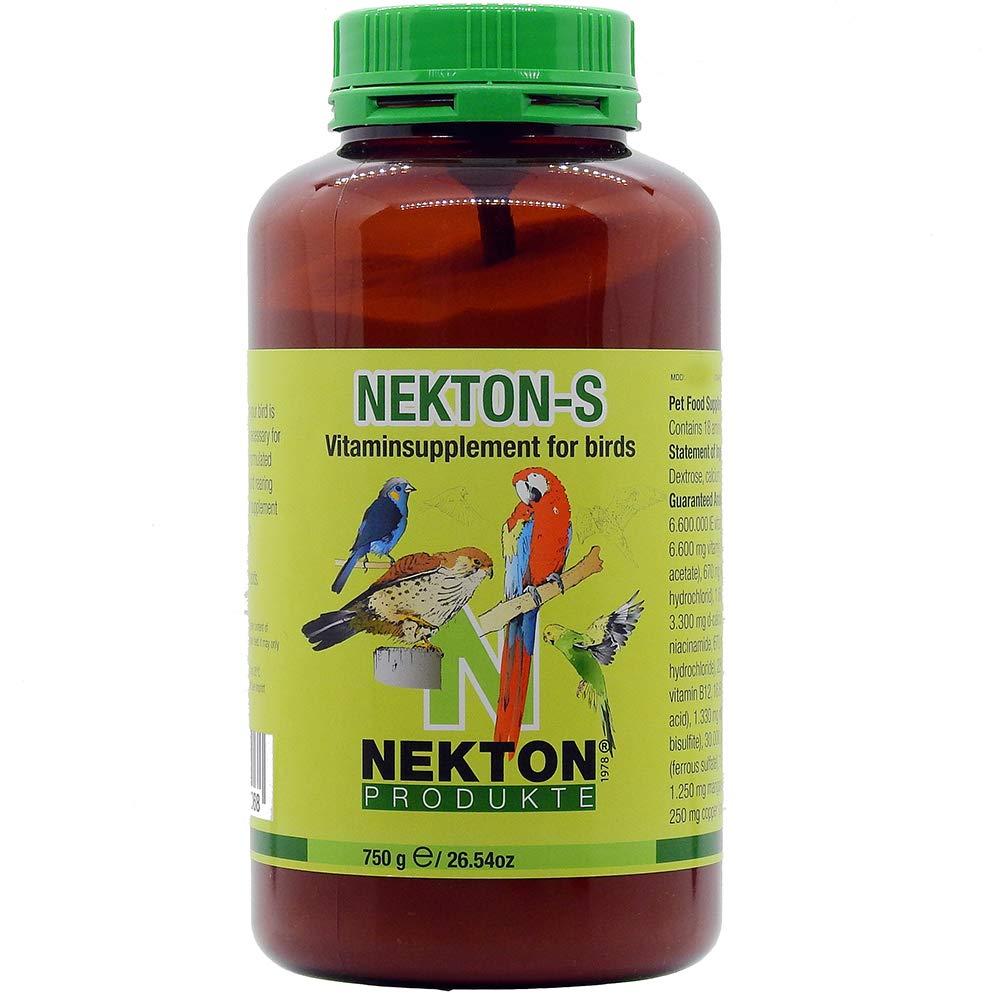 Nekton S Multi-Vitamin for Birds, 750gm by Nekton