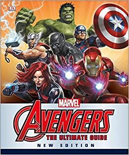 marvel the avengers the ultimate guide new edition dk 9781465466822 amazoncom books - Avengers Marvel