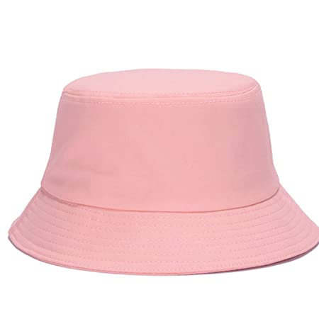 joyliveCY Jelly-colored Bucket Hats for Men   Women Fisherman Hat Street  DIY Portable Basin Hat Tide Visor  Amazon.co.uk  Kitchen   Home 1f6637c948