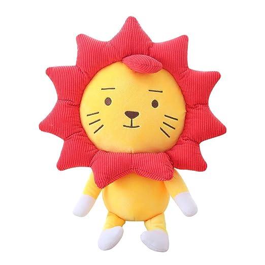 BEST9 Juguete Suave Super Encantador león Juguetes Felpa ...