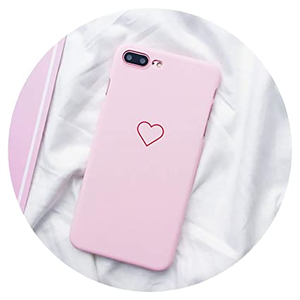 764eb7c140 Image Unavailable. Image not available for. Color: Love Heart Painted  Graphic Case for iPhone Xs XR XS Max ...