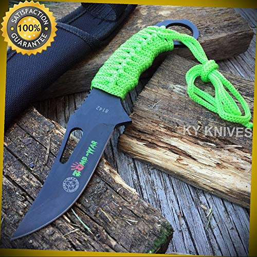 BIOHAZARD Hunting Camping Survival Knife 8142 for Hunting Camping Cosplay ()