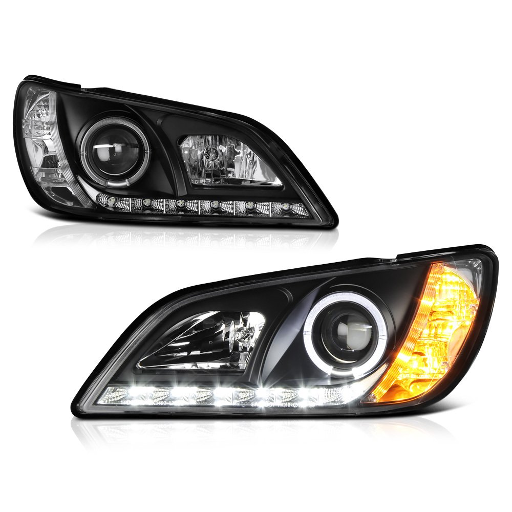 Lexus Headlight Diagram