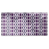 To Merge Rectangle Tablecloth: Medium Dining Room Kitchen Woven Polyester Custom Print