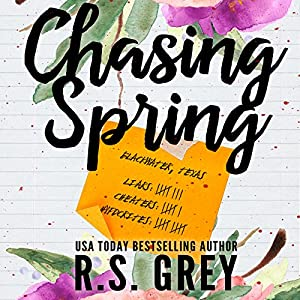Chasing Spring Audiobook