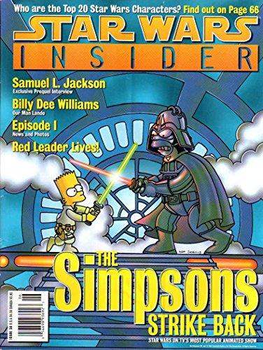 Star Wars Insider #38 VF/NM ; Star Wars Fan Club comic book
