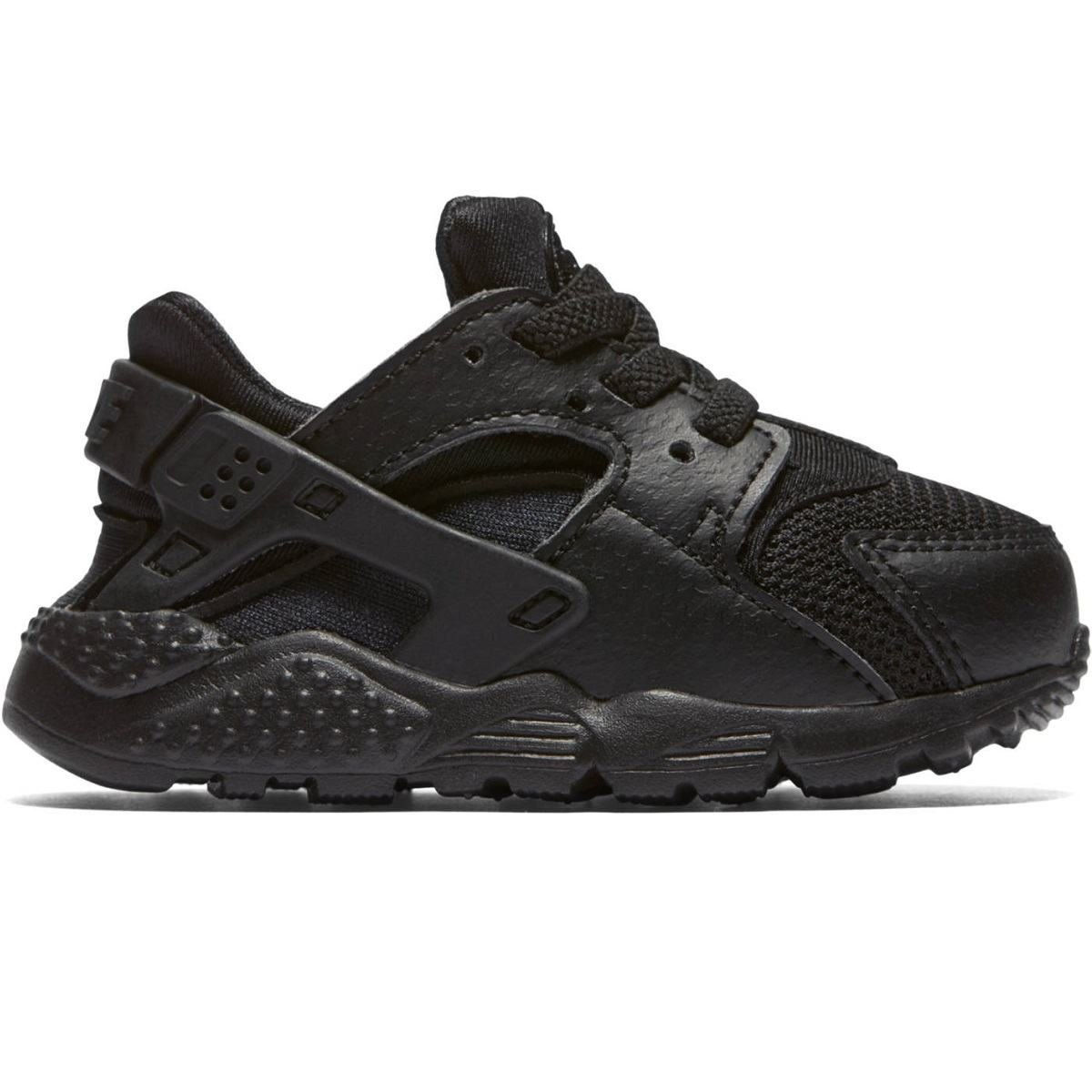 704950-016 INFANTS AND TODDLER HUARACHE RUN (TD) NIKE BLACK