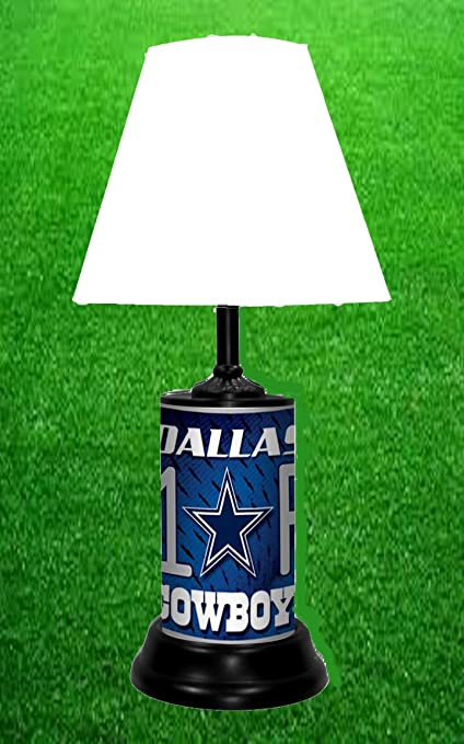 Dallas Cowboys Table Lamp