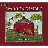 Warren Kimble 2018 Wall Calendar (Deluxe Wall)