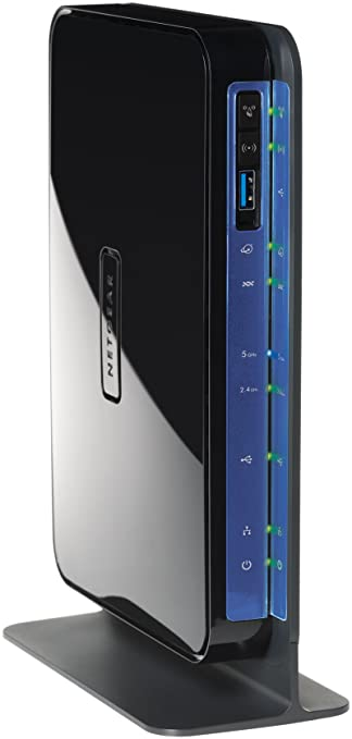 626 opinioni per Netgear DGND3700-100PES Modem Router Gigabit Wi-Fi N600 Mbps, Dualband, Access