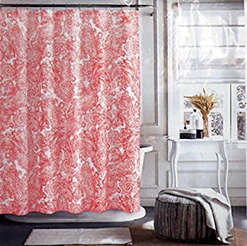 Tommy Hilfiger Canyon Paisley Shower Curtain