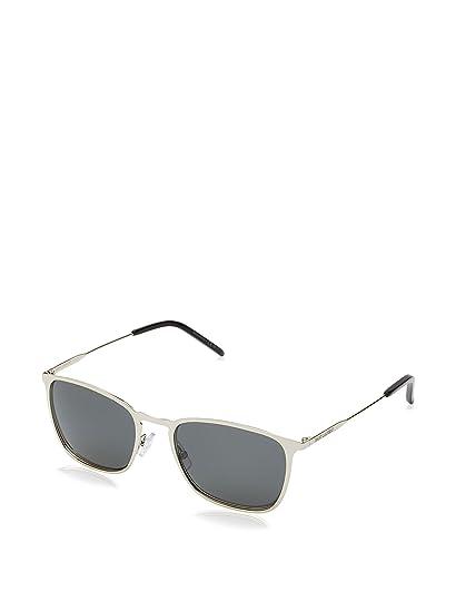 Yves Saint Laurent SL 59 010 gafas de sol, Gris (Silver ...