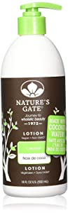 Nature's Gate Lotion, Coconut, 18 Ounce