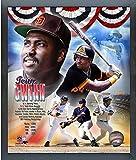 """Tony Gwynn San Diego Padres MLB Composite Photo (Size: 17"""" x 21"""") Framed"""