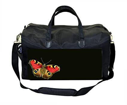 Amazon.com: Butterfly Wing Weekender Bag: Jacks Outlet