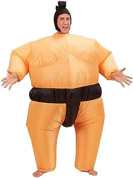 sumo Ringer Disfraz hinchable Traje de sumo hautfarbend Sumo ...