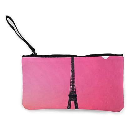 TTmom Carteras de Mujer, Monedero, Coin Purse Paris Pink ...