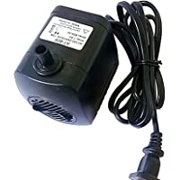 E Support 600L/H Submersible Aquarium Fish Tank Fountain Pond Water Pump 220-240V