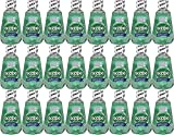 Scope Outlast Mouthwash, Long Lasting Mint, Travel Size, 1.2 Fl Ounce (Case of 24) by Unknown