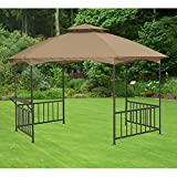 Garden Winds Replacement Canopy Top Cover for the Madison Hexagon Gazebo – 350 For Sale