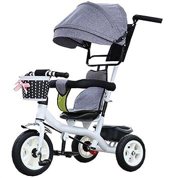 Bicicleta para niños Niño de interior bicicleta de triciclo pequeño de bicicleta bicicleta de la niña