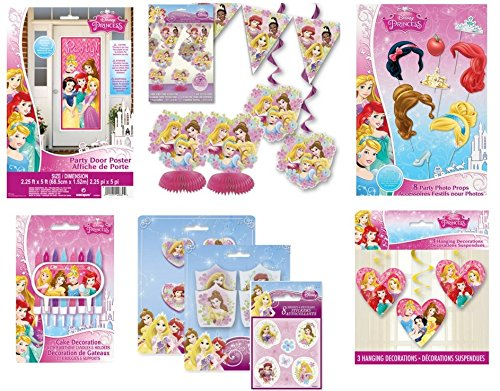 disney-princess-birthday-party-decoration-and-party-favor-kit-with-photo-props-hanging-swirl-decorat