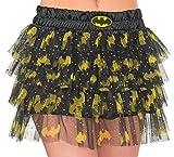 Rubie's Women's Dc Comics Batgirl Skirt with Black Waistband