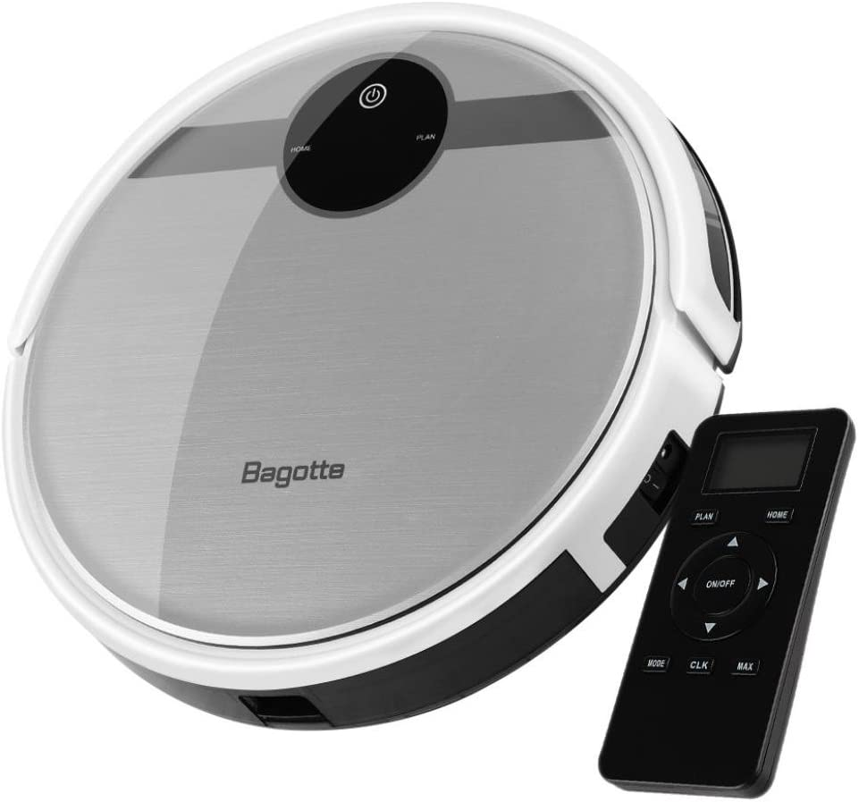BZLine-Maison Recargable Robot Aspirador Limpiador Remote controll Robot Vacuum, bzline Floor Sweeper Hair Cleaner: Amazon.es: Hogar