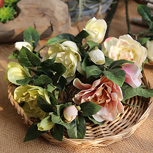 TRENTON-Artificial-Gardenia-Flowers-Faux-Silk-Fake-Camellia-Flower-Bridal-Bouquet-for-Home-Garden-Party-Wedding-Decoration-Light-Pink
