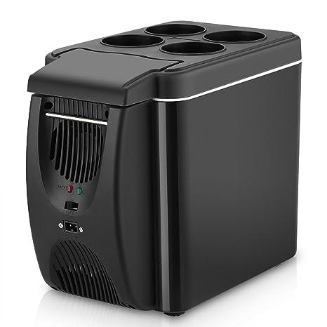 Refrigerador Portátil Del Refrigerador 12V Del Coche/Calentador De ...