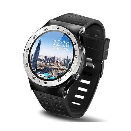 DUWIN Smart Watch S99 ronda de alta definición de pantalla 3 g Quad-Core Android