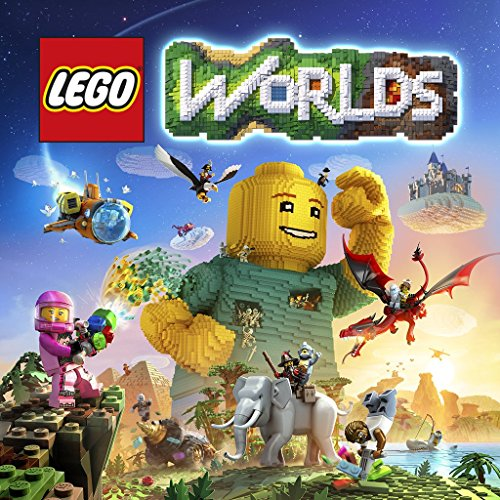 LEGO Worlds - PS4 [Digital Code] by Warner Bros. Interactive