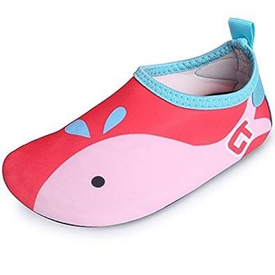 SITAILE Zapatos de Agua para Niños Verano Zapatillas de Playa Piscina Calzdo Calcetines para Natación Surf: Amazon.es: Zapatos y complementos