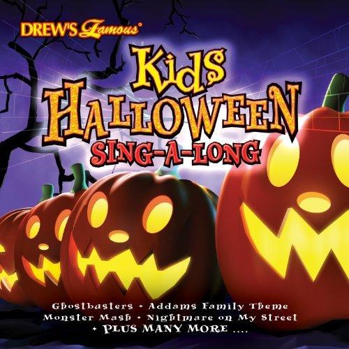 Kids Halloween Sing-A-Long by Artist Not Provided ()