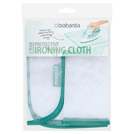 Brabantia 105487 Panno Per Stirare I Delicati Tessuto Bianco