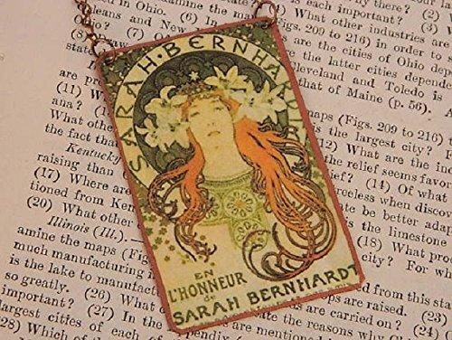Sarah Bernhardt Mucha - 9